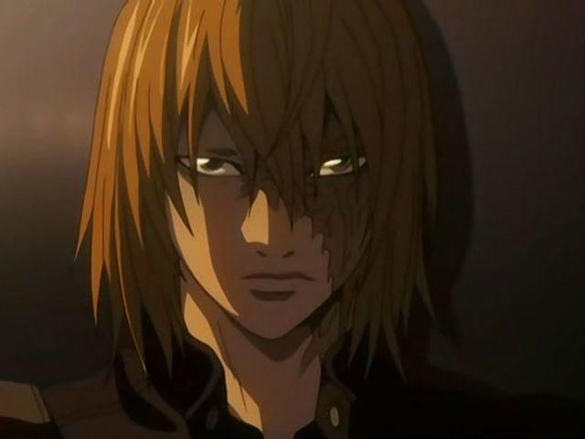 I got: Mello! Who Is Your Death Note Boyfriend?