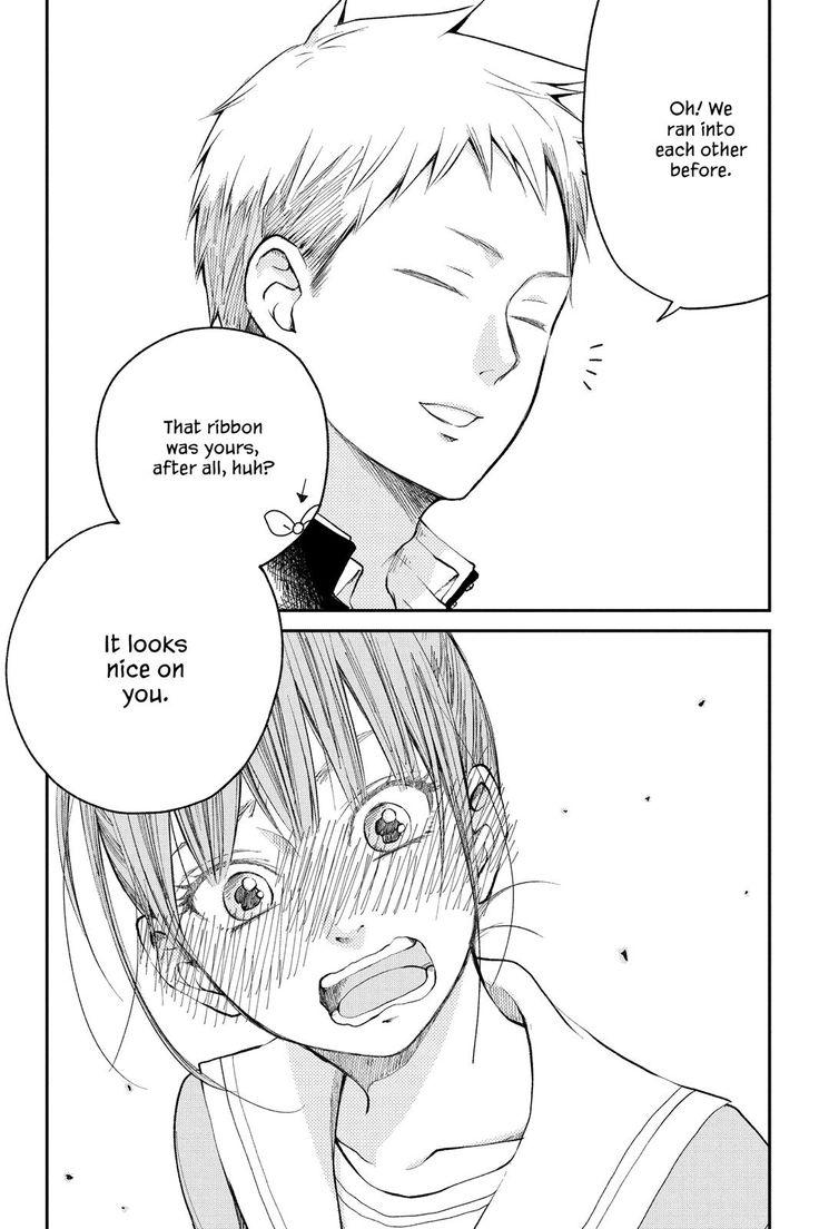 Our Precious Conversations Boku To Kimi No Taisetsu Na
