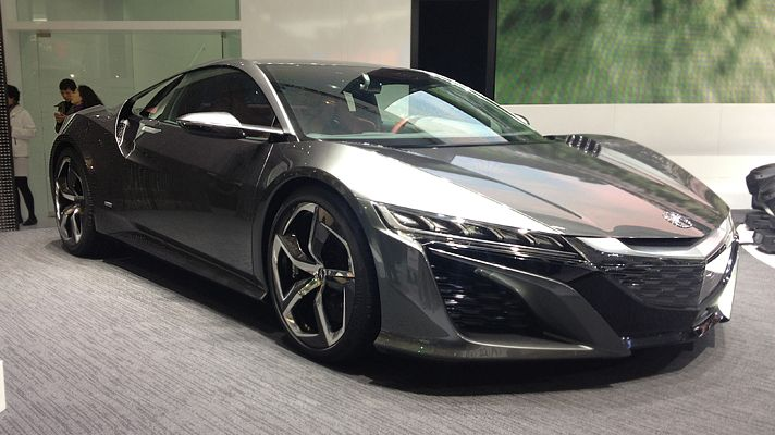 Acura NSX. Gallery: the best of the Shanghai Motor Show - BBC Top Gear