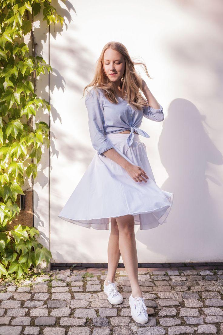 Fashion diary: trampki Superga
