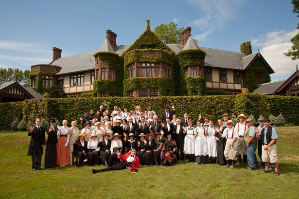 The Scottish Castle in America and the Downton Abbey effect - Scotland Now
