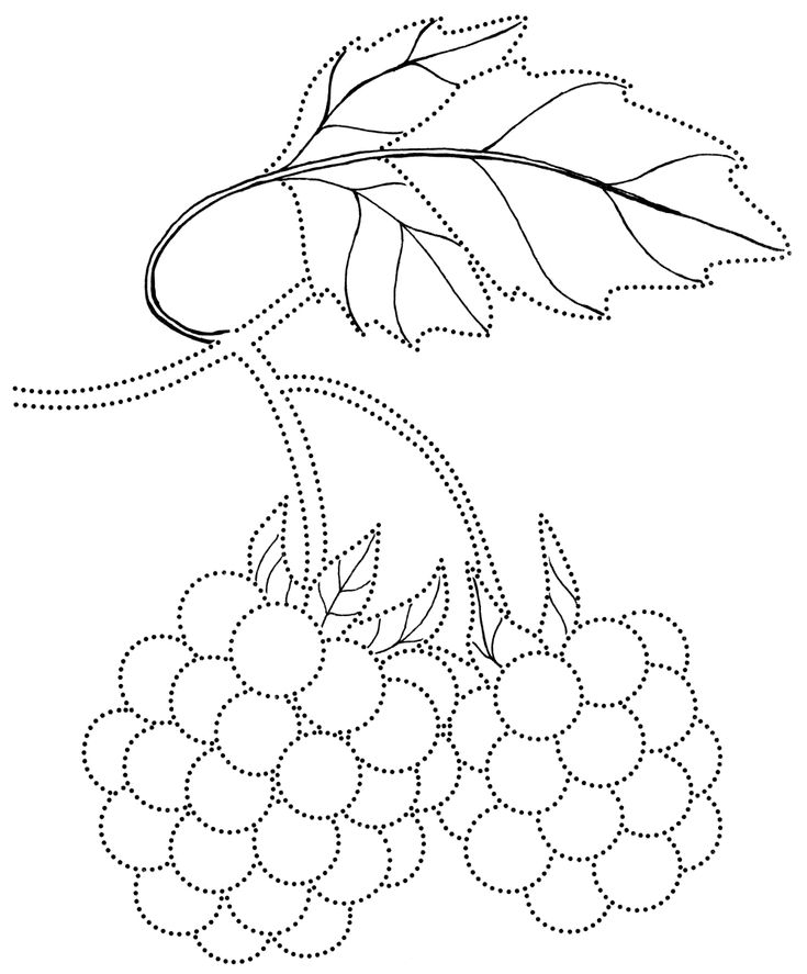 you can download and print out the coloring pages for kids handicraft berries from our website