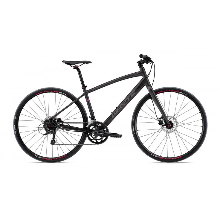 NOT EVANS CYCLES - £799. Whyte-Whyte Victoria : Matt Granite with Grey/Magenta 2017-WHY17VICT