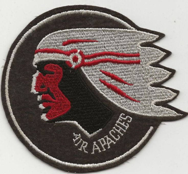 Mint Condition US Made 345th Bomb Group Air Apaches A2