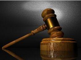 Spielhallen-Bande, gericht, law, hammer, court