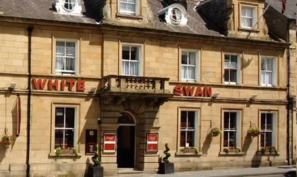 The White Swan Hotel, Alnwick | Hotel in Alnwick town centre