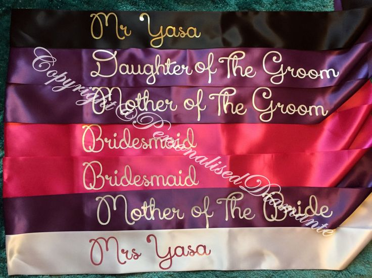 future mrs sash , bride to be sash , Mother of the bride sash , mother of the…