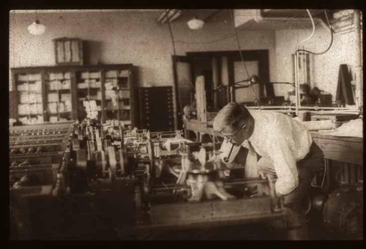 Vannevar Bush (1928) - Conducting Differential Analyses