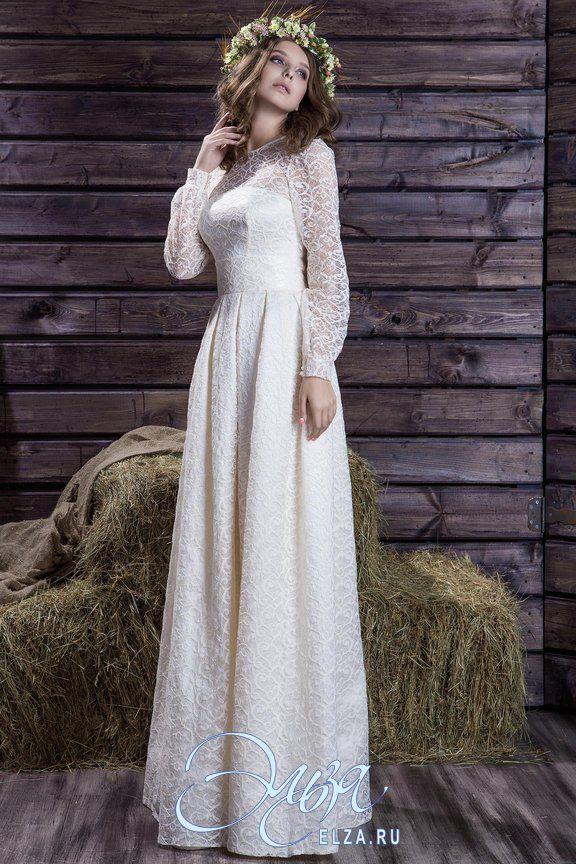 Свадебное платье Франка