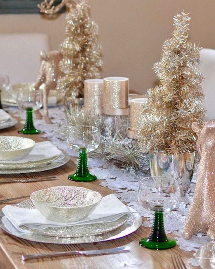Gentil 20 Exceptional Christmas Table Centerpiece U0026 Decorating Ideas
