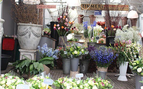 Floating Flower Market - Attractions - Holland.com