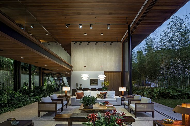 Galería de Casa MLA / Jacobsen Arquitetura - 1