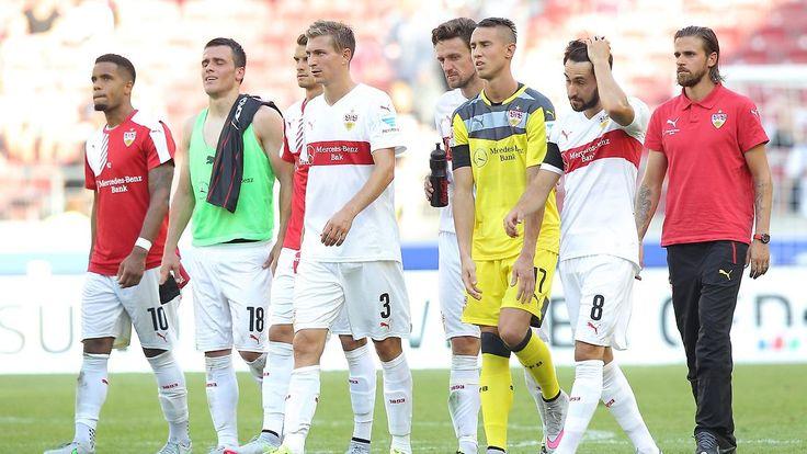 "+ Fußball, Transfers, Gerüchte +: VfB Stuttgart steigt ""definitiv"" ab"