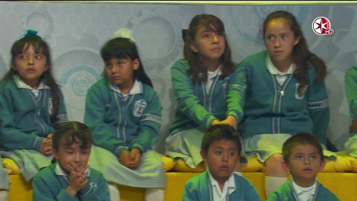 El equipo ganador fue la escuela Primaria El Pensador Mexicano que con 16 neuronas se llevó la victoria