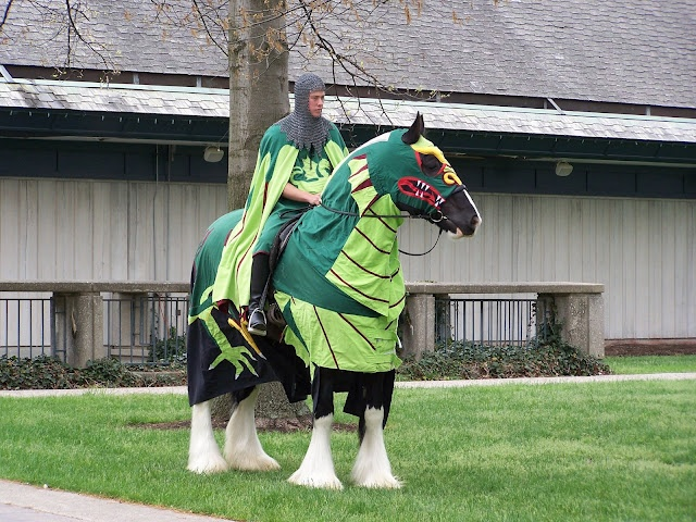 Medieval horse u0026 rider--one of my costumes in use at the Kentucky Horse & The 118 best horse costume-midevil images on Pinterest | Horse ...