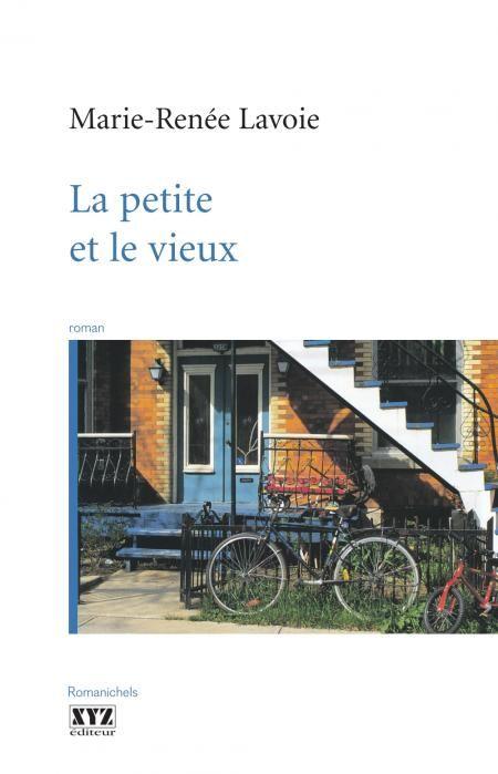 """#CybookLecture de Stéphane T : """"La petite et le vieux"""" de Marie-Renée Lavoie - un tendre roman québécois. #VendrediLecture"""
