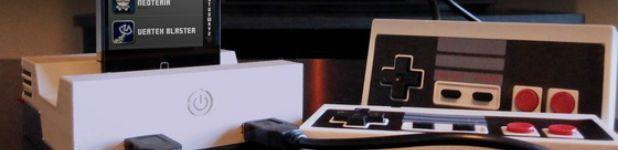 Ce sera bientôt possible grâce à un développeur de jeu de Portland en Oregon nommé Cascadia Games. Ils ont conçu un dock pour iPhone ou iPad qui se branche via HDMI à votre téléviseur et qui permet de jouer aux jeux compatibles avec le SDK de l'iCade avec de simples manettes de Nintendo. Des manettes reproduites et utilisant un câble USB