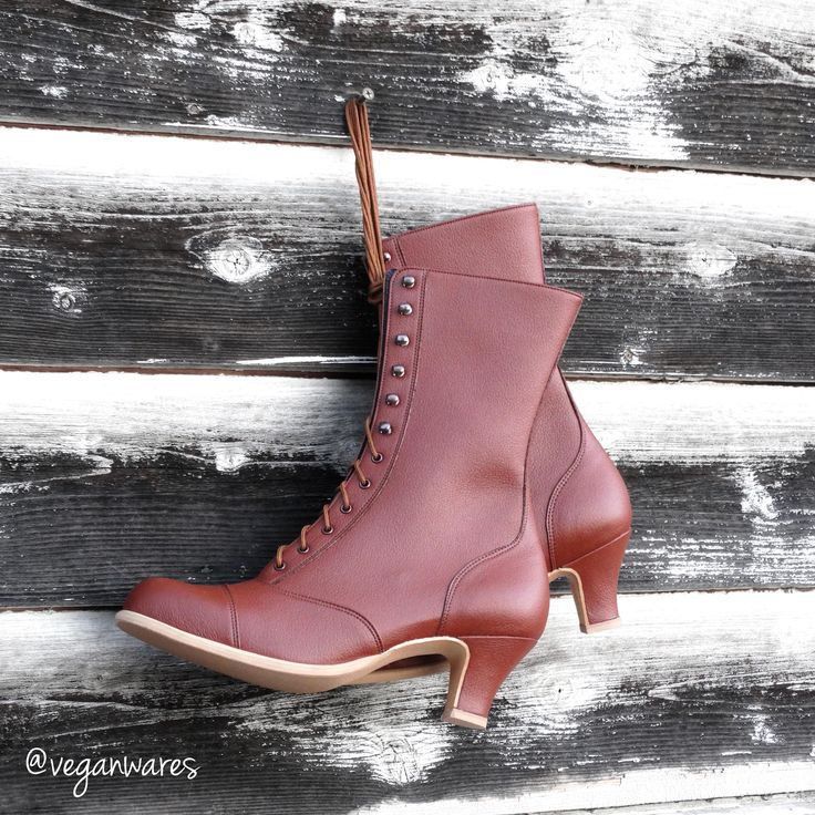Gorgeous made to order Elizabeth boots.