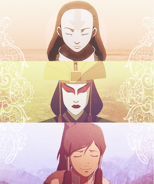 The Last Airbender Avatar Kyoshi: 25+ Best Ideas About Female Avatar On Pinterest