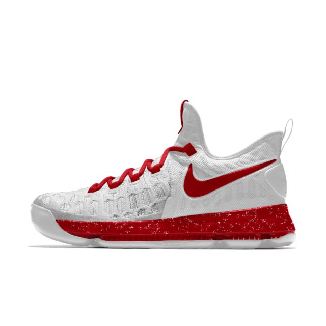 Nike Zoom KD 9 iD Men's Basketball Shoe