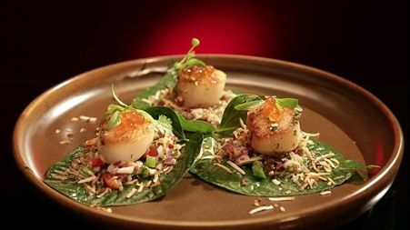 Tasia and Gracia Latest Recipes - My Kitchen Rules - Official Site