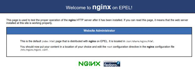 How to install nginx web server on CentOS or Debian - YourHowTo.net