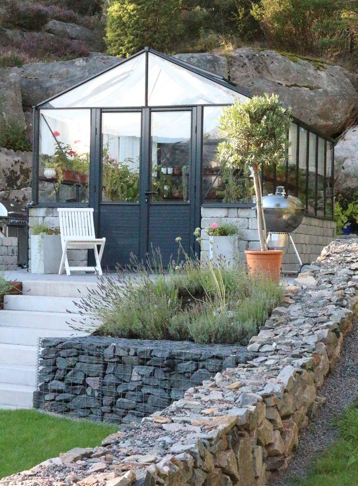 Maxi 4 mur 16,4 m² Vinnare av växthuskategorin!
