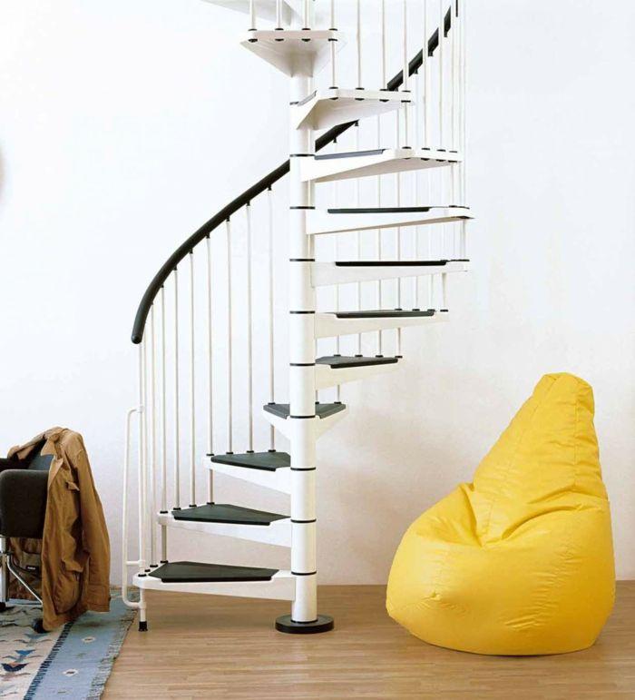 Les 25 Meilleures Id Es Concernant Escalier Quart Tournant Sur Pinterest Escalier Design