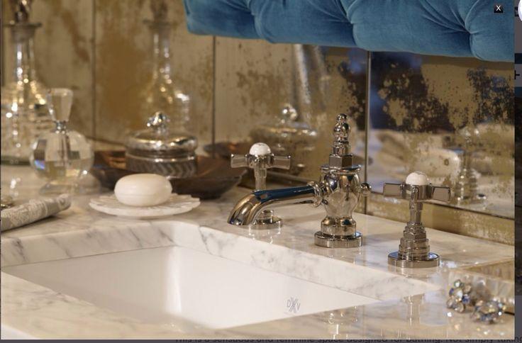 Gorgeous dxv faucet landfair bathrooms pinterest