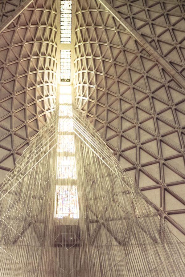 St. Mary's Cathedral byPier Luigi Nervi viaRasmus Hjortshøj