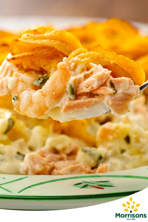 In the mood for comfort? Try our Gluten Free Sweet Potato Fish Pie recipe from our Emotion Cookbook