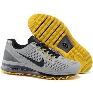 http://www.asneakers4u.com/ NIKE AIR MAX 2013 cheap mens running shoes gray