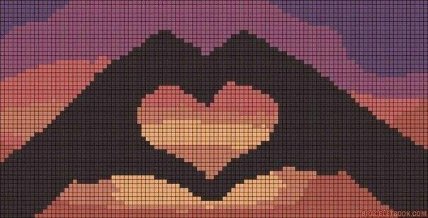 #76 #heart #carpet