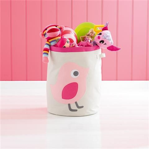 Toy Storage Hamper - Bird | Kmart
