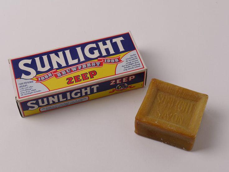 Sunlight zeep.