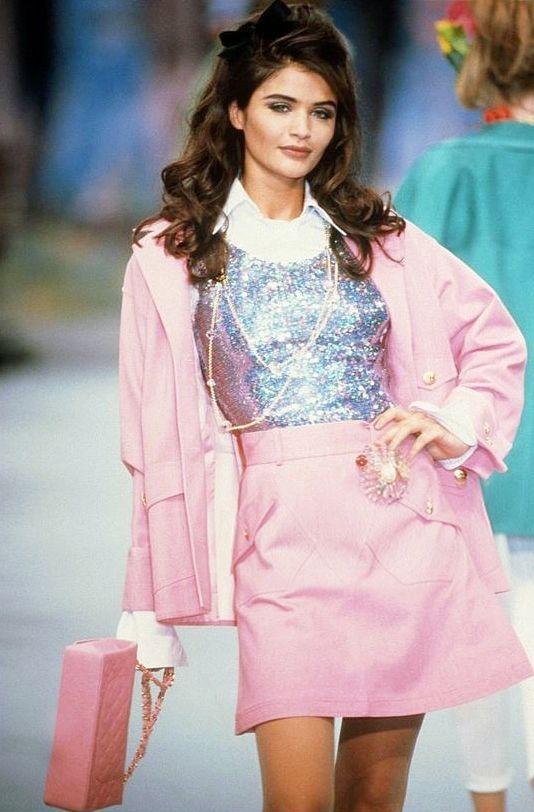 Chanel Fashion Show & More Luxury Details – anoosheh ghazanfari