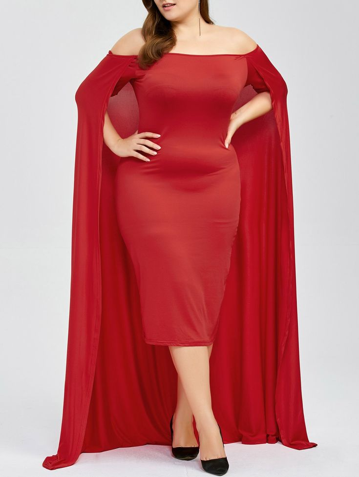 Pioneer plus size dress