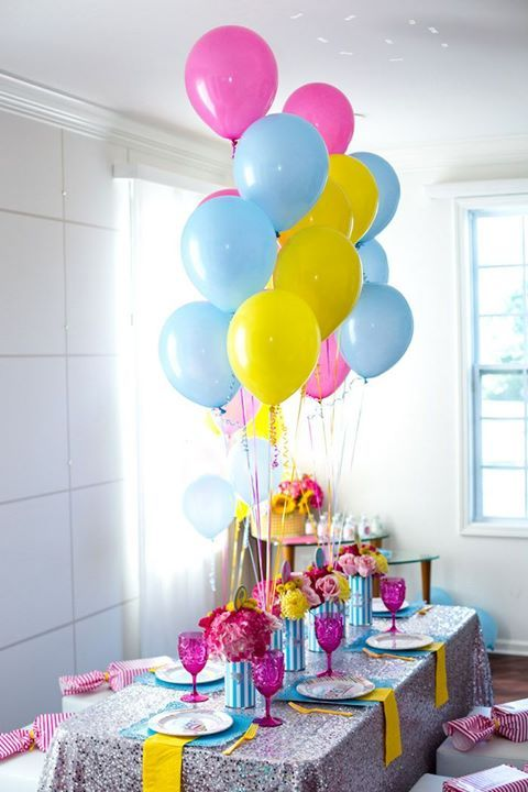 See this glam #carnival birthday party on the blog right now from Pretty Posh Events, HERE: http://karaspartyideas.com/2017/03/glam-carnival-birthday-party.html