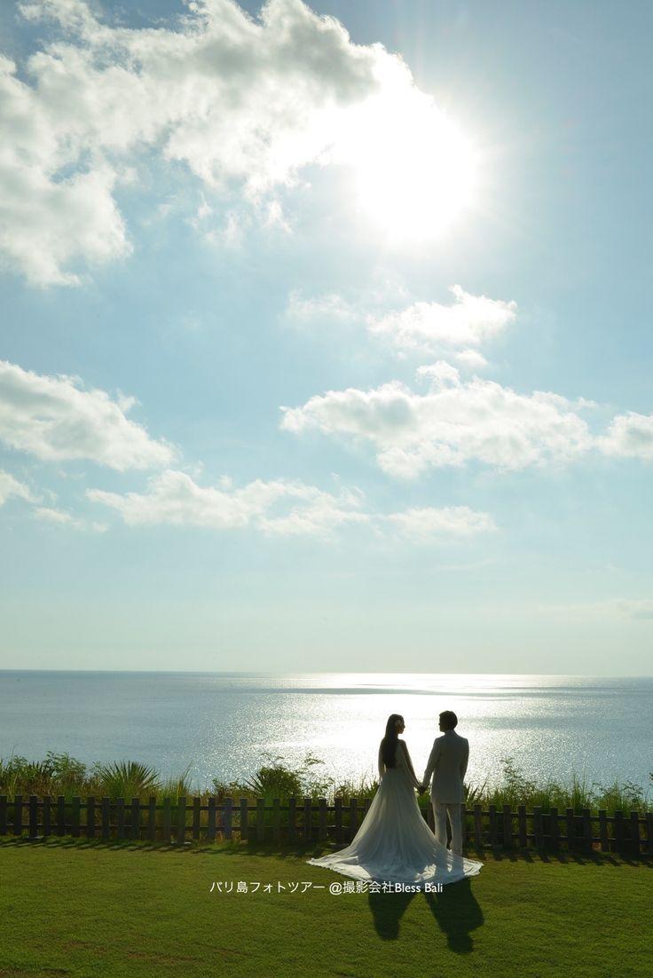 Our Japanese couple prewedding photo shoot in Ayana resort, Bali    info@blessbali.com