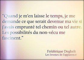Frédérique Deghelt - 2 Citations
