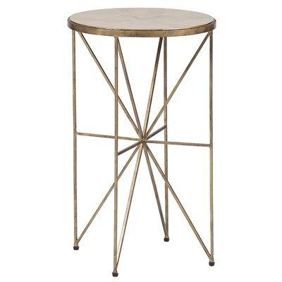 Gabby Furniture Nina Side Table | #laylagrayce #gabby #pintowin #lgpintowin