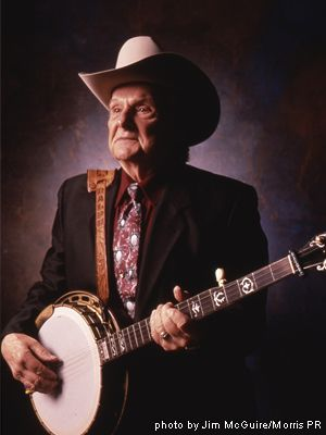 Bluegrass legend Dr. Ralph Stanley will play more than 80 shows through 2014.