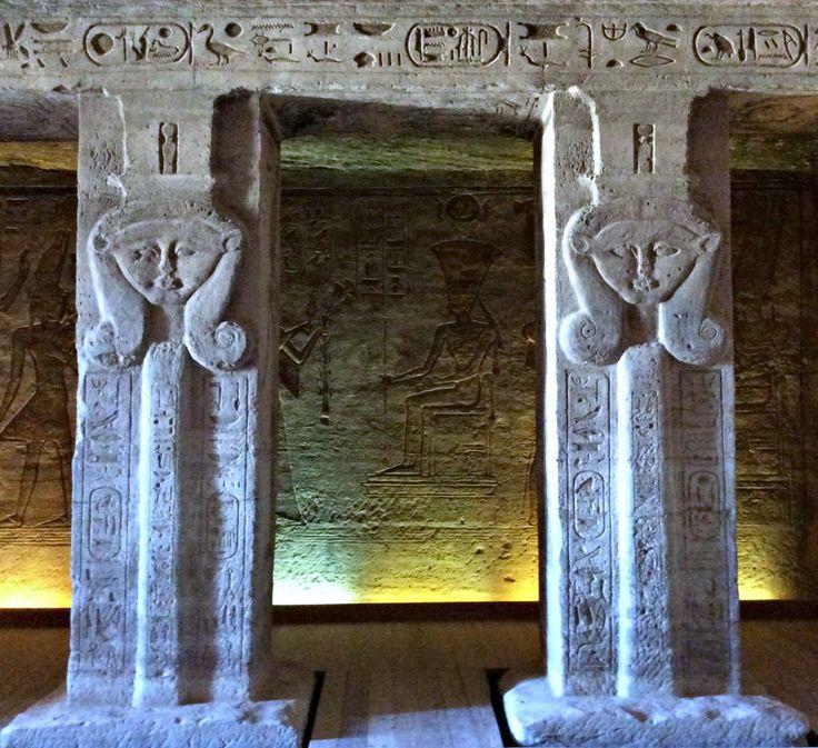 https://flic.kr/p/Ta5JCg | Temple of Hathor, Abu Simbel, Egypt 2016