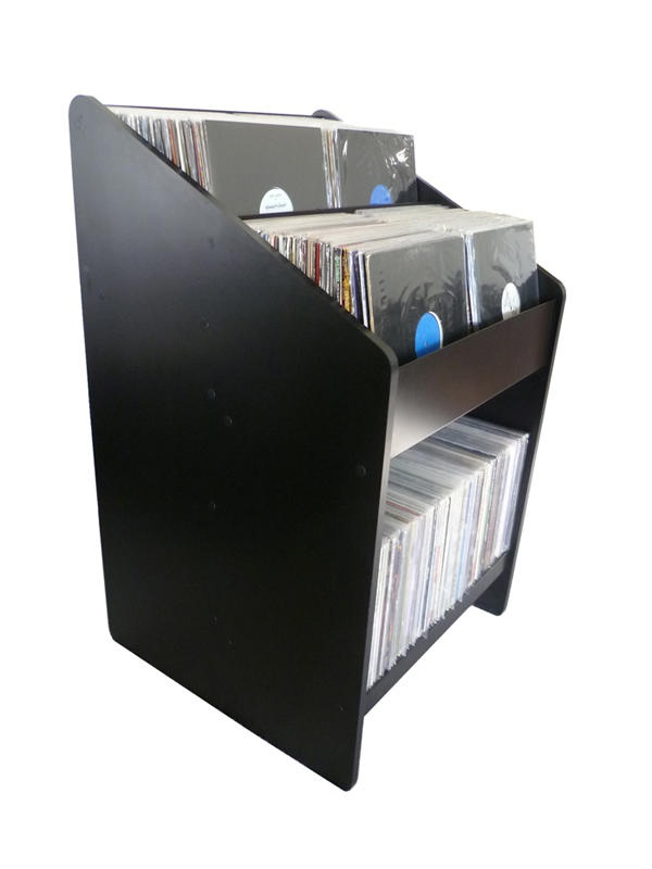 LP Storage cabinet - browse through the records just like being in a shop!