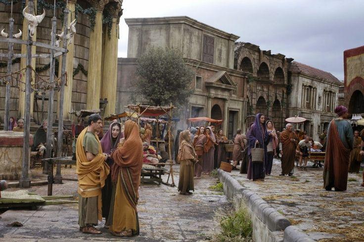 Fotograma de la serie Roma, de la HBO.