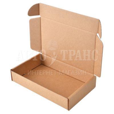 Почтовая картонная коробка для посылок - тип E, 270*165*50 мм