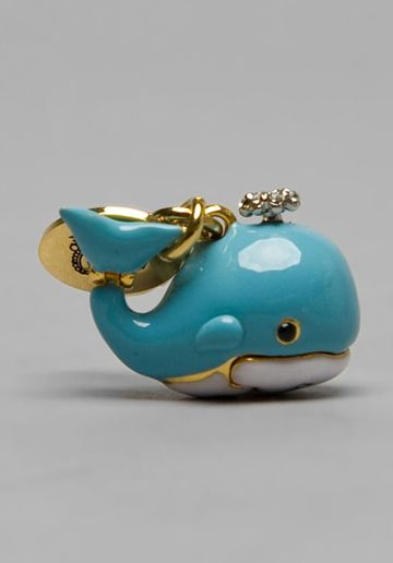 Juicy Couture Limited Edition Whale Charm