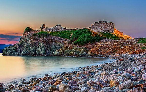 Αρχαία Τορώνη- Κάστρο Ληκύθου