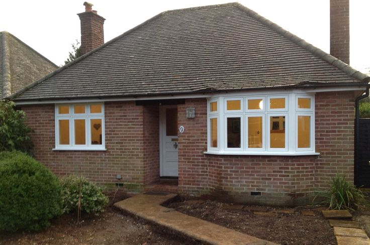 New evolution flush windows to put back some 1930's character.
