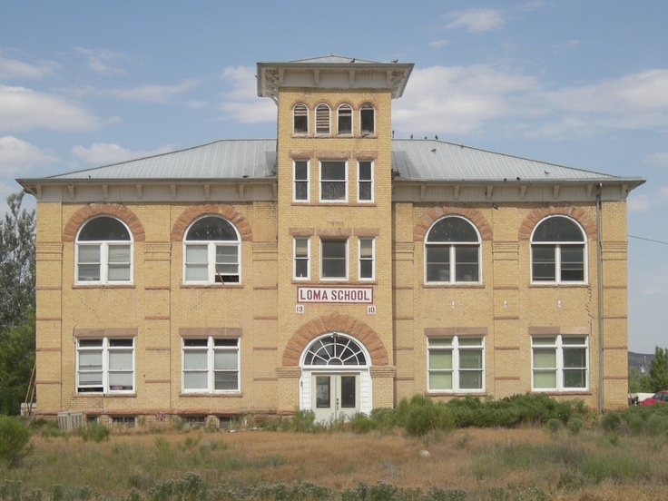 """Dream for students? Loma School in Colorado. Word """"Loma"""" means a vacation in Finnish."""